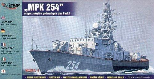 Mirage 40424 1/400 'MPK 254' Pauk I Ścigacz okrętów podwodnych