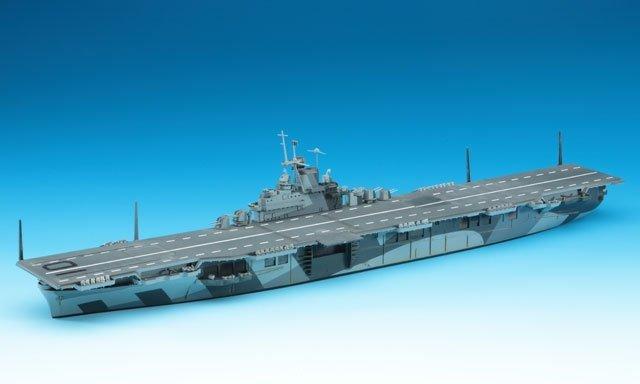 Hasegawa WLS709 1/700 US Navy Aircraft Carrier Yorktown 2