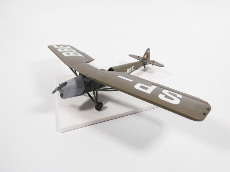 Mirage 848092 1/48 [MODEL SET]  RWD.-8 (PWS)  [Polski Samolot Szkolno-Łącznikowy]