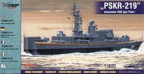 Mirage 40423 1/400 'PSKR-219' dozorowiec KGB typu Pauk I