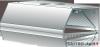 Okap wyciągowy przyścienny DM-S 3601 1000x1200x400