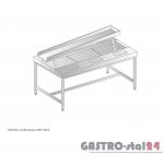 Stół do oczkowania DM 3251 szerokość: 1100 mm (2200x1100x850)
