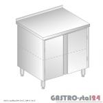 Stół z szafką DM 3117 szerokość: 600 mm (800x600x850)