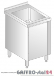 Umywalka z szafką DM 3231 szerokość: 500 mm (500x500x850)