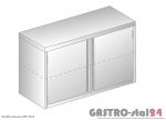 Szafka wisząca drzwi skrzydłowe DM 3314 szerokość: 300 mm, wysokość: 600 mm  (800x300x600)