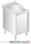 Umywalka z szafką DM 3231 szerokość: 700 mm (500x700x850)