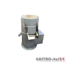 Obieraczka do ziemniaków lakierowana SKBZ 40L - 40 kg