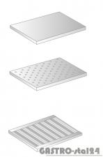 Półka gretingowa do regału skręcanego DM 3338.3 wym. 600x600
