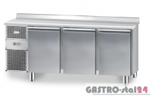 Stół chłodniczy z płytą wierzchnią nierdzewną DM 94003 1825x700x850