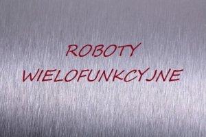 Roboty wielofunkcyjne