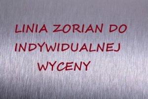 Linia Zorian (podstawy zamknięte)
