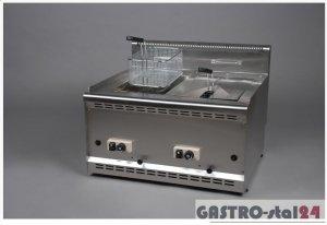 Smażalnik olejowy (Frytkownica) ADA-FG 2x8
