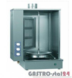 Opiekacz gazowy - gyros obudowany 3-palnikowy ADA-OG 40A