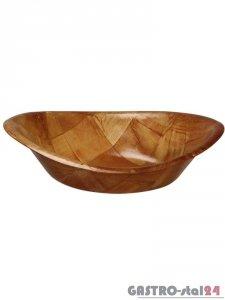 Koszyk owalny drewniany 200x140