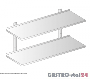 Półka wisząca przestawna DM 3503   szerokość: 300 mm  (600x300x700)