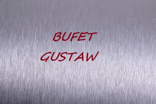 Bufet GUSTAW