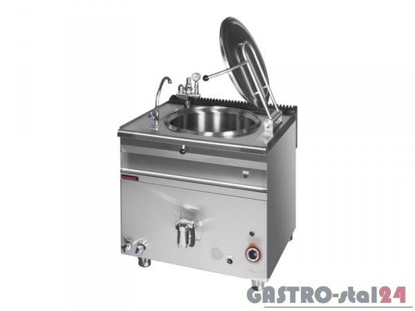 Kocioł warzelny gazowy 900.BGK-150.1, 900x900x900