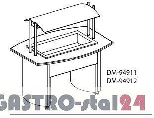 Segment grzejny DM 94912 1520x1060(910)x1480