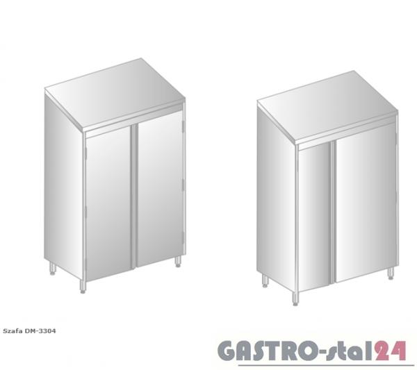 Szafa magazynowa DM 3304 szerokość: 500 mm (1000x500x2000)