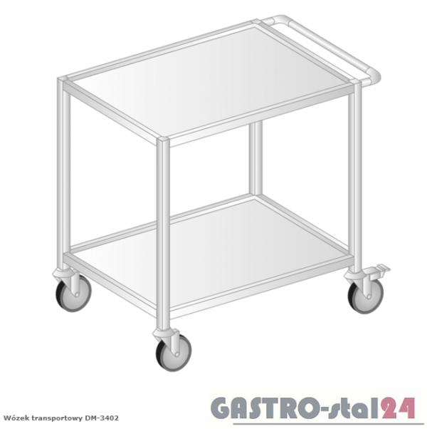 Wózek transportowy DM 3402 szerokość: 640 mm  (925x640x900)