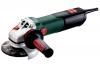 Szlifierka kątowa Metabo WEV 15-125 Quick 1550W z reg. obr. 2800-11000