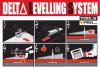 Zestaw Delta Leveling Kit system poziomowania płytek Rubi 03914