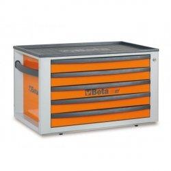 Skrzynia narzędziowa z 5 szufladami Beta 2300/C23STO