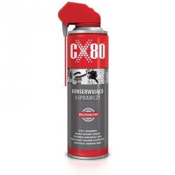 Płyn konserwująco-naprawczy z aplikatorem DUO CX80 500ml