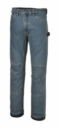 Spodnie dżinsowe z domieszką streczu Beta 7526 (S-XXXL)