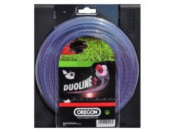 Żyłka Oregon  2mm / 130m Duoline Plus 539163