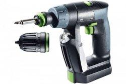 Akumulatorowa wiertarko-wkrętarka Festool CXS Li 2,6-Plus 564531