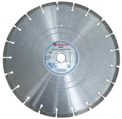Tarcza diamentowa do  Asfaltu Diamond 350mm 25,4