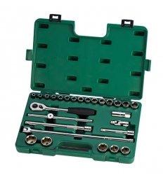 Zestaw 27 kluczy nasadowych 1/2 SATA 09135