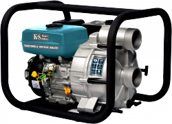 Pompa spalinowa do wody brudnej K&S  KS 80 TW 7KM 950l/min