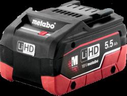 Akumulator Metabo 5.5 Ah 18V LiHD 625368000