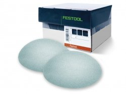 Krążek ścierny z włókniny Festool STF D150 P320 GR NET/50 Granat Net 203310