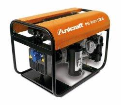 Agregat prądotwórczy benzyna Unicraft PG 500 SRA  SILNIK HONDA GX270 4,6 kW