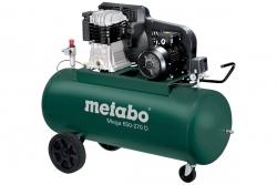 Kompresor sprężarka tłokowa Metabo MEGA 650-270 D 601543000