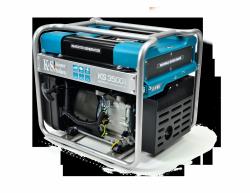 Inwertorowy agregat prądotwórczy benzyna K&S KS 3500i 230 V / 12 V 1-fazowy 3.5 kW