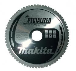 Piła tarczowa do metalu Makita 185x30 70z B-09771