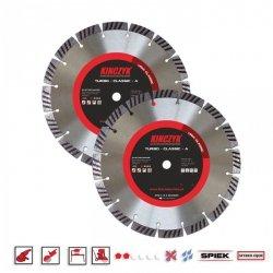 Tarcza diamentowa do kostki brukowej Kinczyk Turbo Classic A 230mm