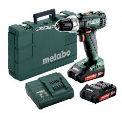 Wkrętarka udarowa Metabo SB 18 L 602317500