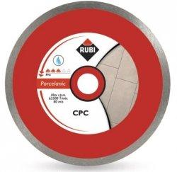 Rubi CPC 230 PRO (30958), Tarcza diamentowa do gresu porcelanowego