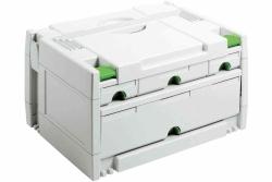 Sortainer SYS 3-SORT/4 Festool 491522