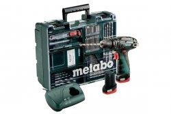 Wkrętarka udarowa Metabo PowerMaxx SB Basic Set 600385870