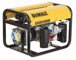 Agregat prądotwórczy DeWalt DXGN 3000E AVR PE242SHI010 1-fazowy