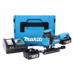 Akumulatorowa wyrzynarka Makita DJV181RFJ 18V 2x3.0Ah