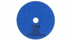 Nakładka polerska na sucho RUBI 62970 100mm gr.50