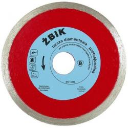 Profesjonalna tarcza diamentowa ŻBIK 125mm