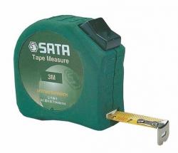 Taśma miernicza, miara SATA 5m - 91322